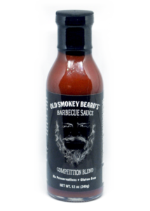 Bottle of Old Smokey Beard's Competition Blend