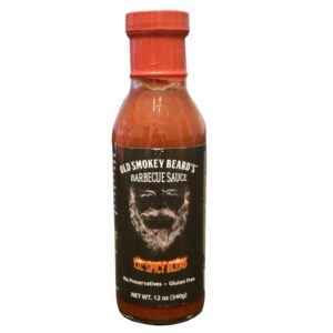 Lil' Spicy Blend - Old Smokey Beard's BBQ Sauce